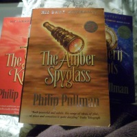 Re-Read: The Amber Spyglass